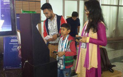 Fab Lab IUB at Digital World Bangladesh 2017